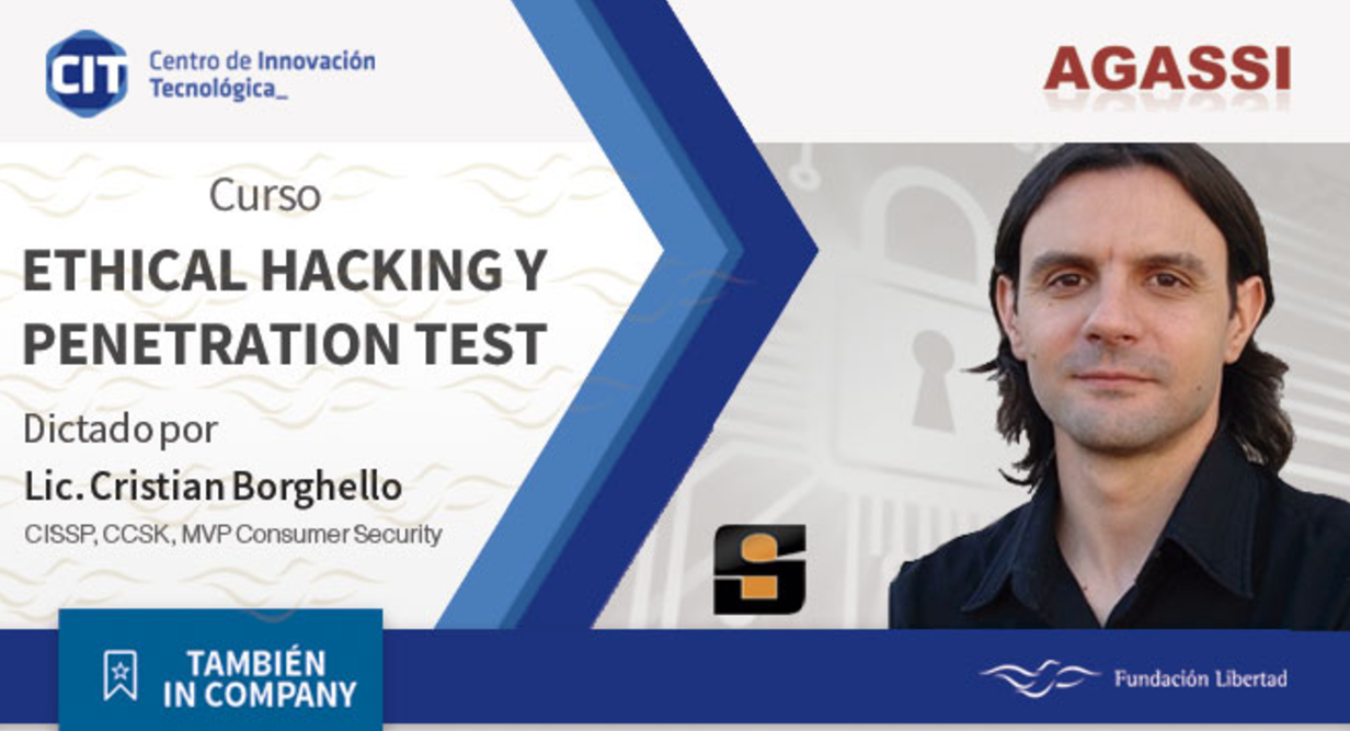Curso: Ethical Hacking y Penetration Test
